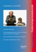 Tijdschrift Ouderengeneeskunde april